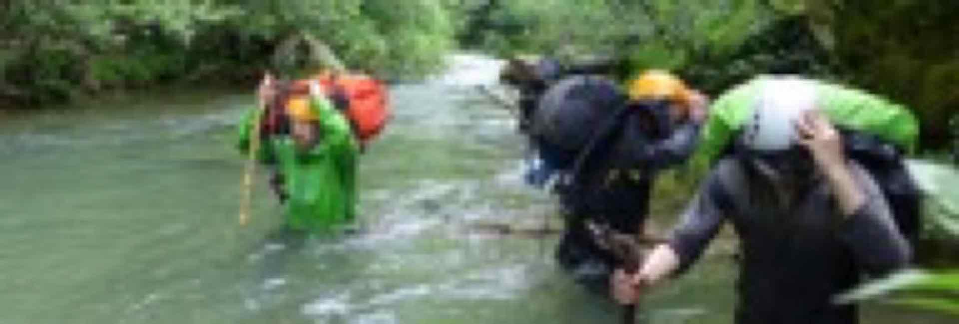 stage survie dans la rivière